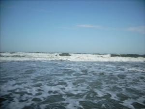 Eine Fantasiereise ans Meer.