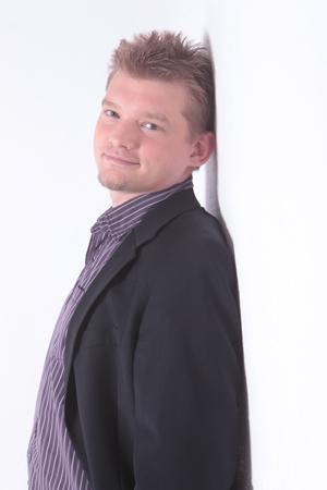 Matthias Ortmann macht Musik für Senioren.
