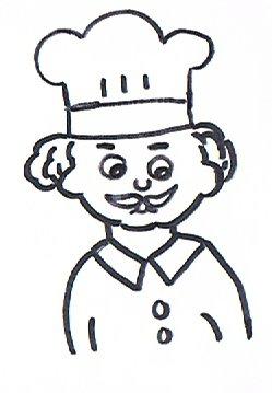 Ein Koch und das SOK-Modell.