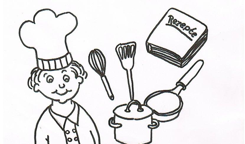 Ein Bild zu dem Thema Kochen für die Biografiearbeit.