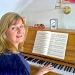 Dorothea Brzeski arbeitet als Musiktherapeutin mit Senioren