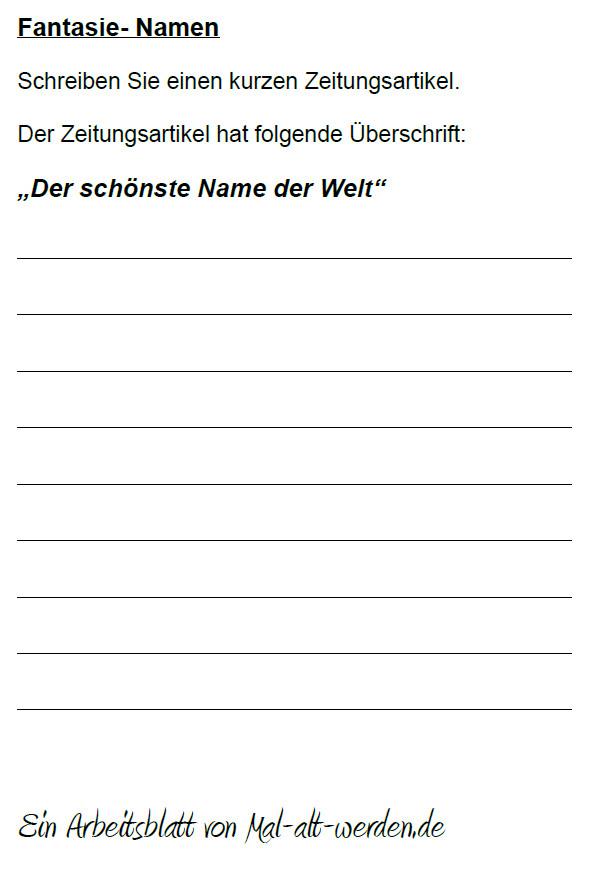 Ausgezeichnet Name Arbeitsblatt Galerie - Arbeitsblatt Schule ...