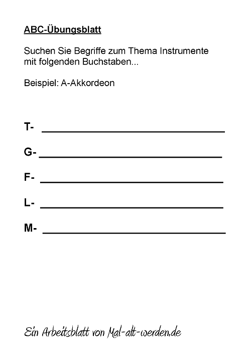 abc-arbeitsblatt-instrumente