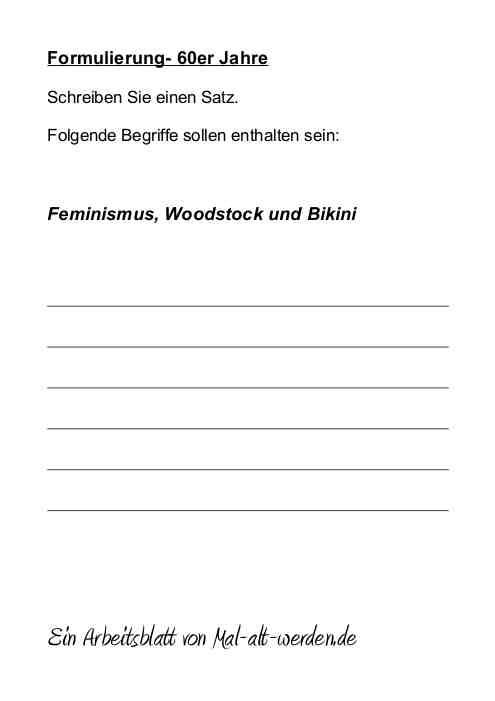 arbeitsblatt-formulierung-60er-jahre