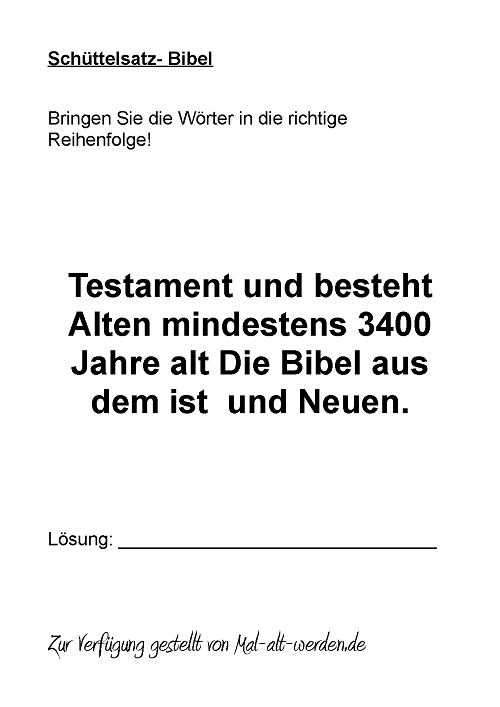 schuettelsatz-bibel
