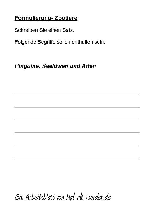 arbeitsblatt-formulierung-zootiere