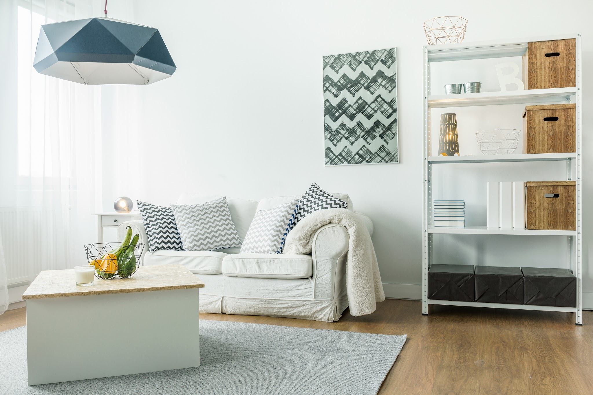 How To Create A Minimalist Living Space By Malabar Artistic
