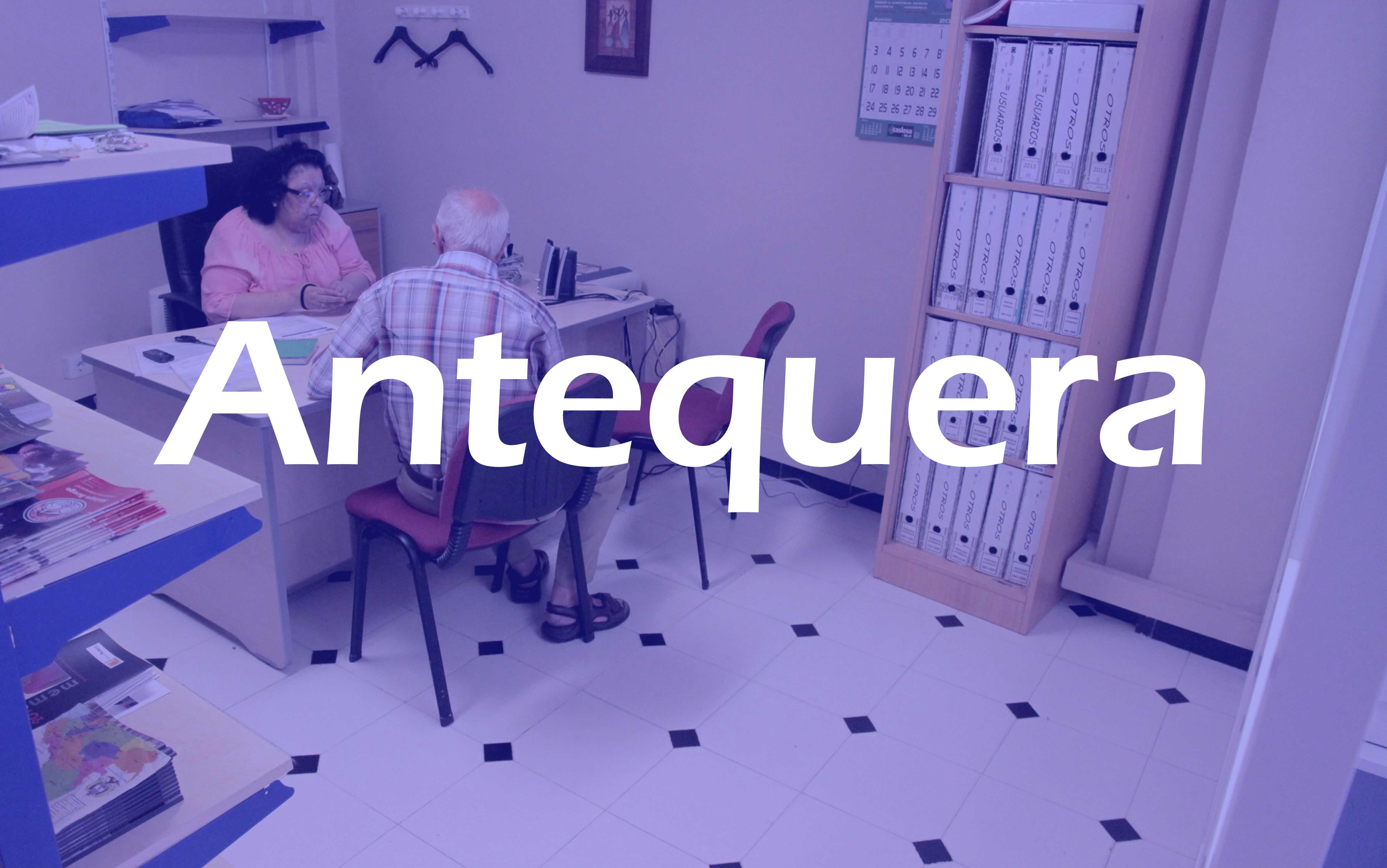 Nuevo taller formativo en la sede de Antequera