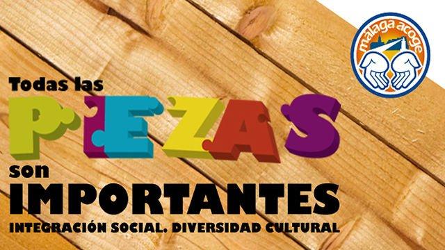 Una docena de creadores de Málaga participan en el proyecto Artistas Acoge
