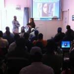 Gran acogida del taller jurídico de Fuengirola