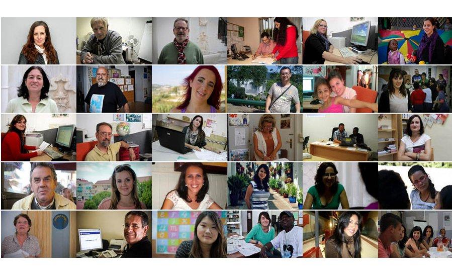 «Voluntarios como ellos son imprescindibles»
