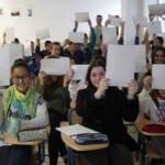 Málaga Acoge lleva Stop Rumores al IES Concha Méndez Cuesta de Torremolinos