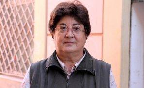 Lola Avilés, voluntaria de Educación en la sede de Málaga