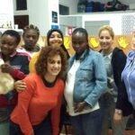 Un taller para mujeres emocionantes