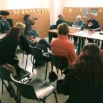 Presentación de decálogo de la Plataforma de Solidaridad con los/las Inmigrantes de Málaga