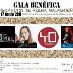 Gala Benéfica: Granitos de Arena Malagueños
