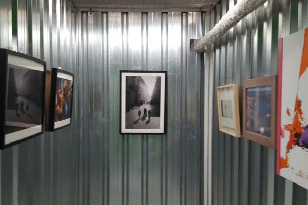 Obras de Artistas Acoge se exhiben en la tercera edición de Cabin Artist