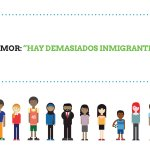 """Rumor: """"hay muchas personas inmigrantes en Málaga"""""""