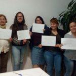"""""""Me caigo bien"""": un taller de autoestima para nuestras mujeres de Antequera"""