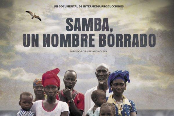 Málaga acogerá la proyección de «Samba, un nombre borrado»