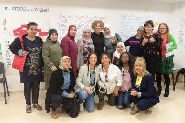 Crece la red de mujeres dinamizadoras en prevención de violencia de género en la Axarquía