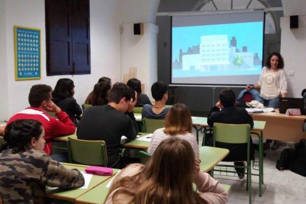 Desmontando rumores con alumnos y alumnas mediadores en la Axarquía