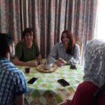 La nueva vida de nuestras familias refugiadas
