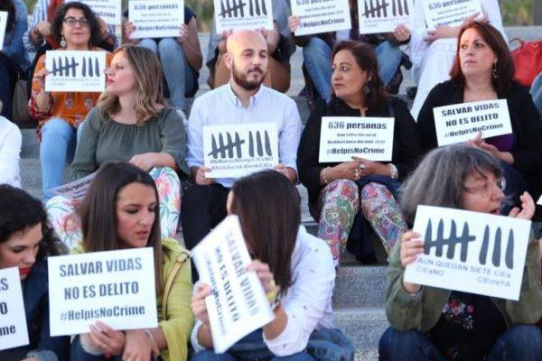 Salvar vidas no es delito: XXVII Asamblea de Andalucía Acoge. Boletín de mayo