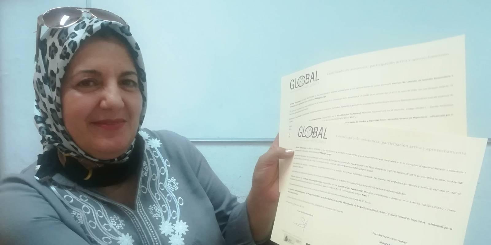 Málaga Acoge logra trabajo para 80 personas
