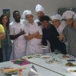 ¡Qué grandes cocineros se forman en Málaga Acoge!