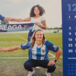 Málaga Acoge, en el calendario solidario 2019 del Málaga Club de Fútbol