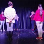 Un taller de teatro para mujeres que apoyamos en Antequera