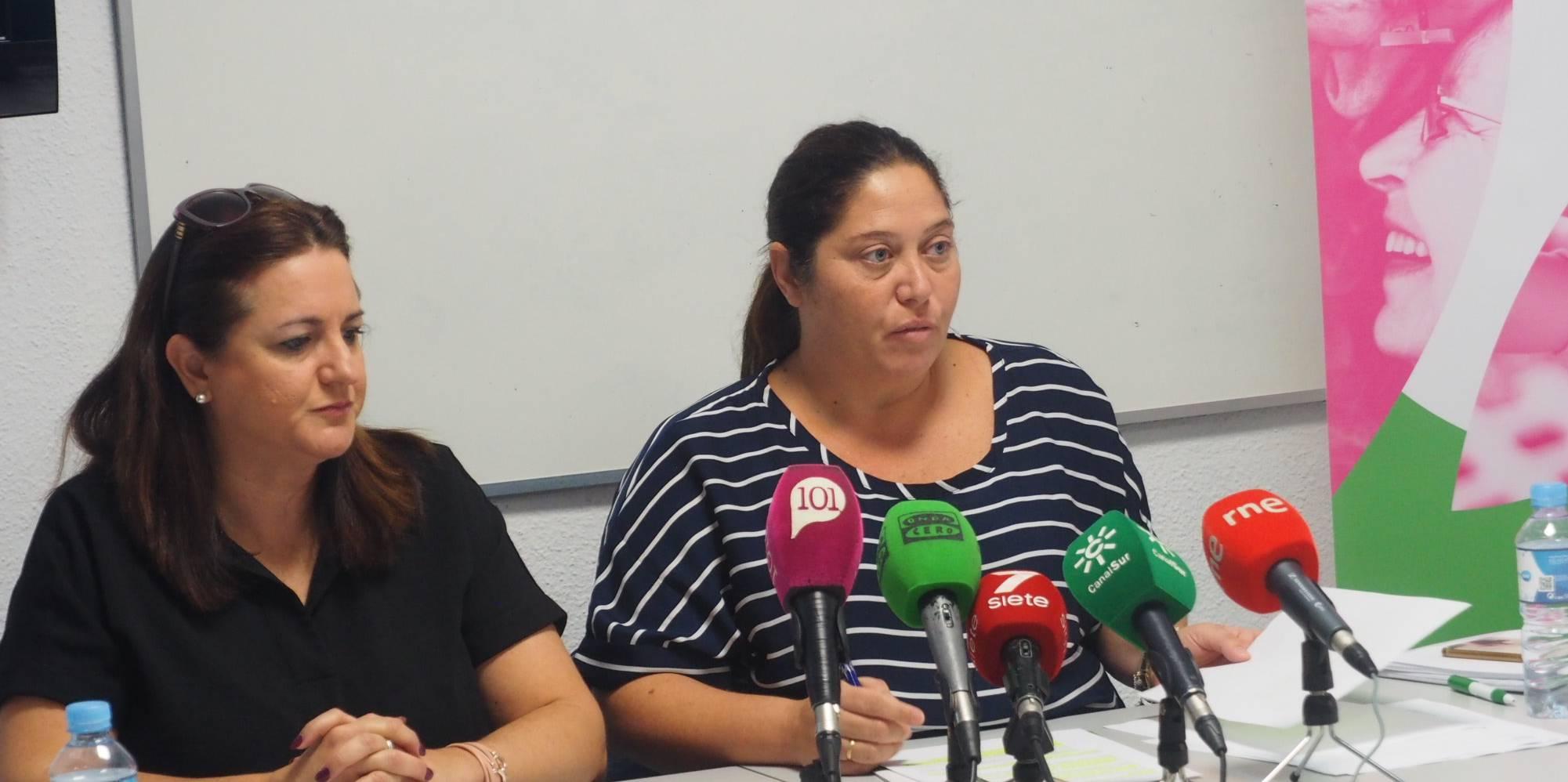 La pobreza crece en Andalucía y tiene rostro de mujer
