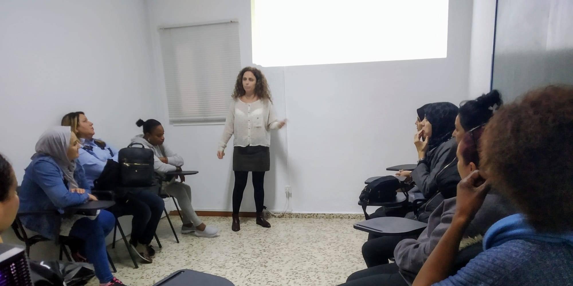 «Con el voluntariado aprendes que no eres el ombligo del mundo»