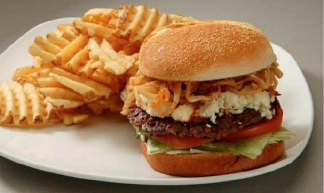 la calle burger malaga
