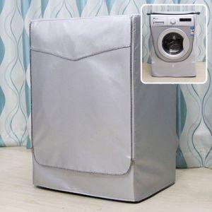 Washing Machine Dustproof Waterproof Protection Zipper Cover