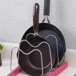 Pan-Holder/Pot-Rack-Organizer