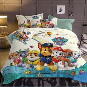 Cartoon Themed Kids Duvet Sets