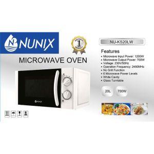 20L Nunix Microwave Oven