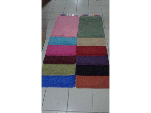 shaggy / rugged doormat