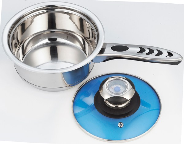 50pcs El ABRA stainless steel cookware Set Durable