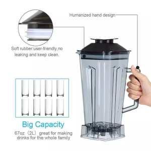 4,500watts Sokany commercial blender