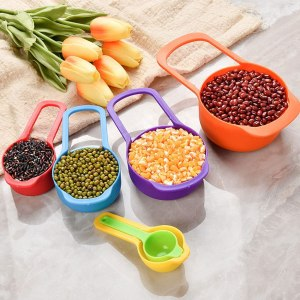 10 in 1 Measuring bowl/sieve & cups