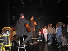 Danses endiablées sur l'histoire de la musique revisitée par Vaguement la jungle