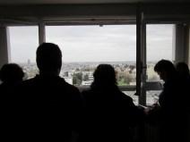 Les Dervallières vues d'en haut (immeuble Watteau)