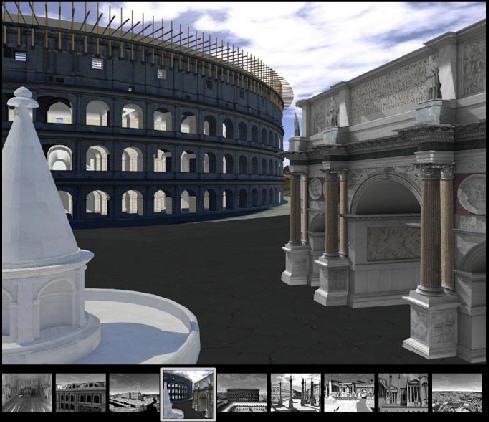 Rome Rebuilt
