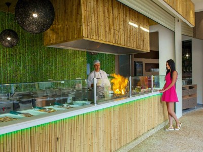 Malama Beach Holiday Village - Dining