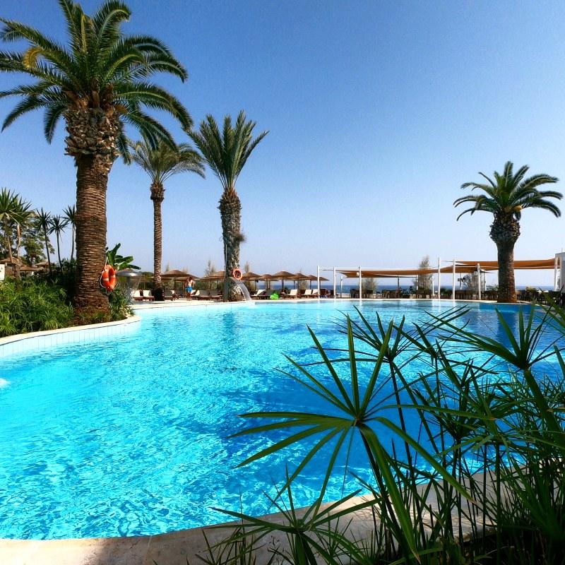 Malama Beach Holiday Village - Pool Area