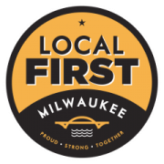 Local First Milwaukee logo