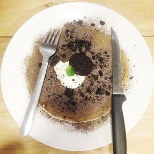 pancake oreo 14.90
